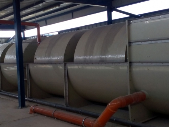 Waste Water Treatment Plant