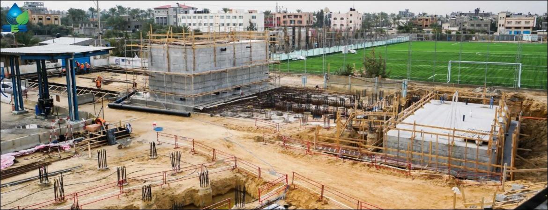 GAZA RESERVIORS AND PUMPING FACILITIES